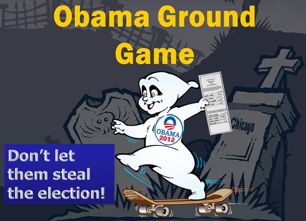 Obama Ground